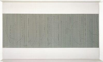 Jesús Rafael Soto, 'Wood - Iron Rods', 1964