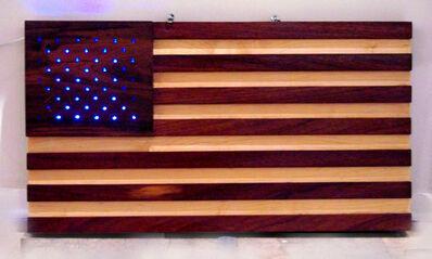 Margery Goldberg, 'America the Beautiful'