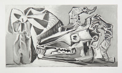 Pablo Picasso, 'Nature Morte a la Tete Chevre, 1952', 1979-1982