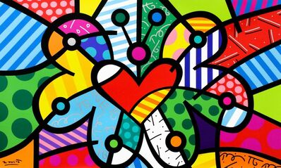 Romero Britto, 'Evolution (Ed No.119)', 2020