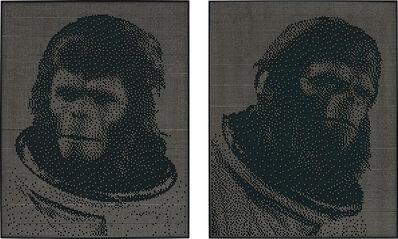 Joe Black, 'Two works: (i) Ape 02 (ii) Ape 03', 2008