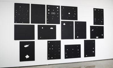 Carla Zaccagnini, 'SOBRE UM MESMO CAMPO', 2011