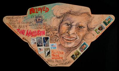 Aminah Brenda Lynn Robinson, 'Unwritten Love Letter: Toni Morrison', 1988