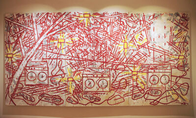 David Urban, 'Seven Outlets', 2016