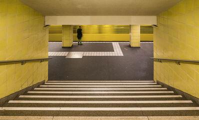 Eitan Vitkon, 'Stairway to the Underground', 2020