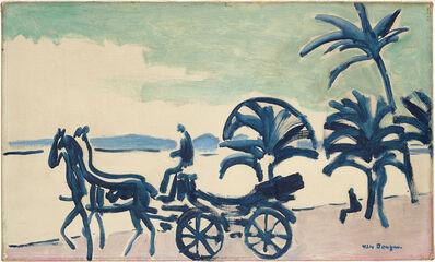 Kees van Dongen, 'Voiture à Cheval, Cannes'