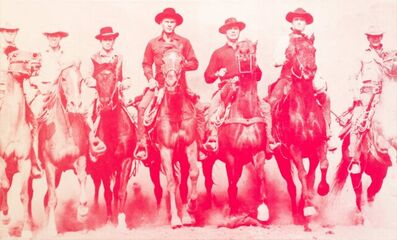 Russell Young, 'Magnificent Seven', 2007
