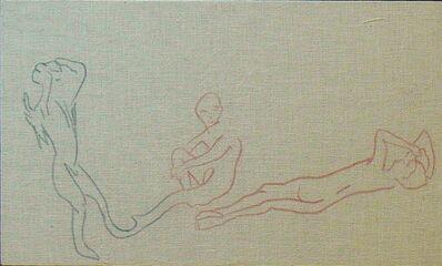 Osías Yanov, 'S con O y N yéndose', 2011