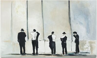 Marlene Dumas, 'The Wall', 2009