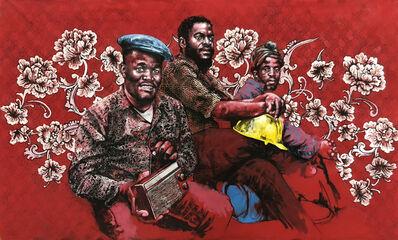 Bambo Sibiya, 'DEAR MSAKAZI', 2018