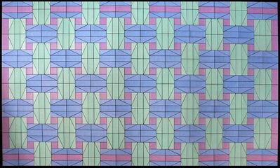 Benjamin Bichard, 'Tapestry', 2016