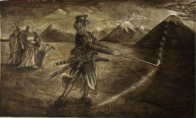 Anatoly Gankevich, 'Samurai III', 2007