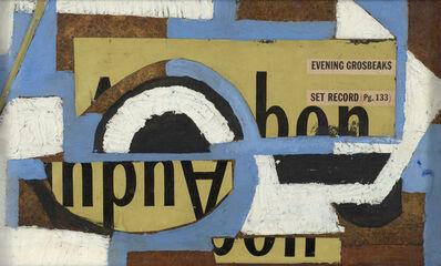 Suzy Frelinghuysen, 'Evening Grosbeaks Set Record', ca. 1940