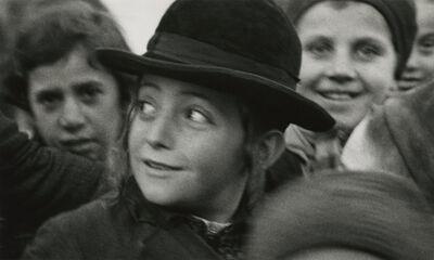 Roman Vishniac, 'Cheder Boy', 1936-1939