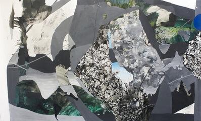 Katherine Tzu-Lan Mann, 'Blue Black Water', 2015