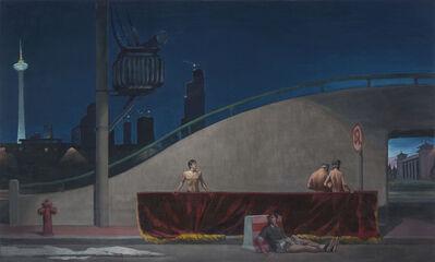 Wang Xingwei, 'Shenyang Night', 2018