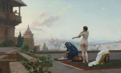 Jean-Léon Gérôme, 'Bethsabée (Bathsheba)', ca. 1889