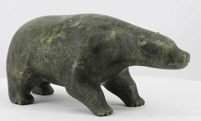 Pauta Saila, 'Threatening Bear', ca. 1958