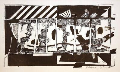 Jack Shadbolt, 'Trellis', 1962