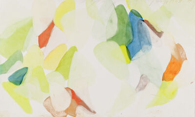Alice Baber, 'Untitled Abstraction'