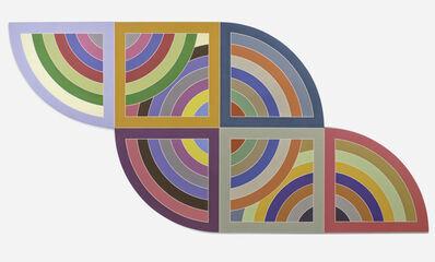 Frank Stella, 'Harran II', 1967