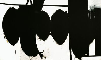 Robert Motherwell, 'Elegy to the Spanish Republic, No. 70', 1961