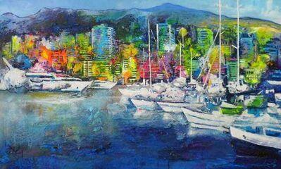 Ulpiano Carrasco, 'Puertos de Hercules Monaco', 2020