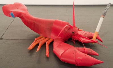 Johnston Foster, 'Lobster with Cigarettes', 2007