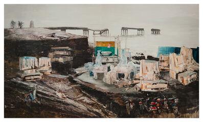 Li Qing 李青 (b. 1981), 'A Buddha Factory at the Riverside', 2012