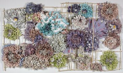 Rebecca Hutchinson, 'Purple Overlap', 2019