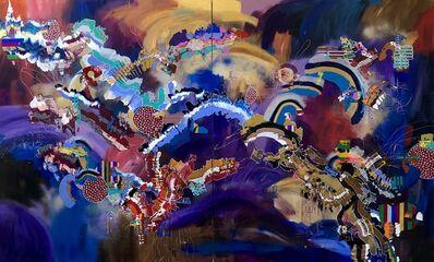 Yuni Lee, 'Cosmic Obsessio', 2019