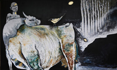 P Gnana, 'She's the Universe ', 2015