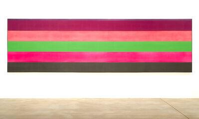 Kenneth Noland, 'Via Bound', 1970