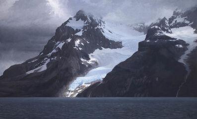 Guillermo Muñoz Vera, 'Glaciar Balmaceda', 2006
