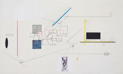 Luis Felipe Ortega, 'A propósito del borde de las cosas 1', 2016
