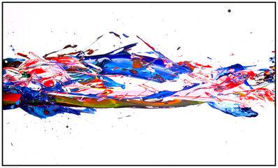 Peter Triantos, 'Splash of Colour II #119', 2018