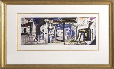 Pablo Picasso, 'Jeux de Plage, 1955', 1979-1982
