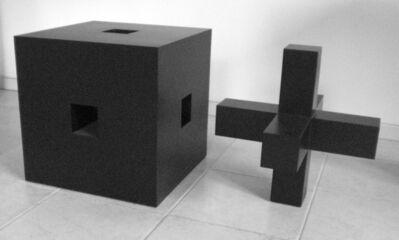 Ewerdt Hilgemann, ''Cube Structure'', ca. 1972