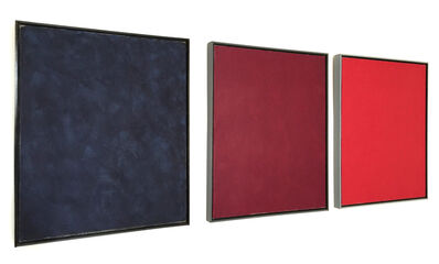 Anders Knutsson, ''Sketches of Time' - Triptych 2013', 2013