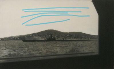 Jen Mazza, 'Denizalti ve Savarona, No. 2 (submarine with lines)', 2015