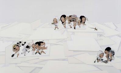 Han Yajuan 韩娅娟, '知游者 Travelling Thinker', 2011