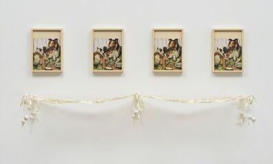 Elad Lassry, 'Collie (Beagle)', 2013