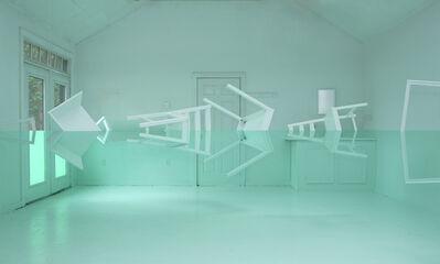 Kyung Woo Han, 'Green House', 2011