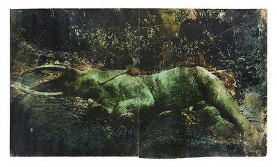 Johannes Brus, 'Toter Elefant (dead elephant)', 1988