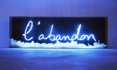Fabien Chalon, 'L'Abandon', 2016