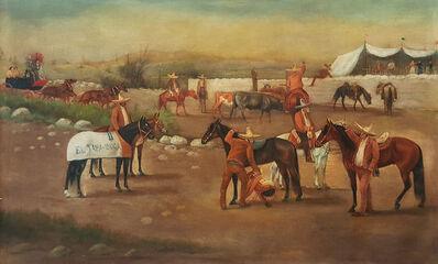 """Ernesto Icaza, '""""El tapaboca""""', ca. 1915"""