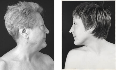 Martha Wilson, 'Beauty + Beastly', 1974 & 2009