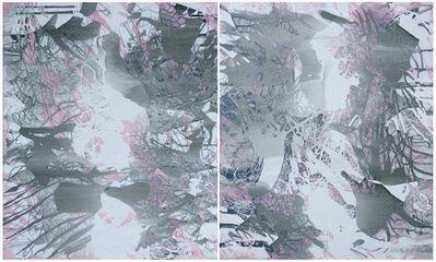 Xiao Bo, 'Sketches 2017 - Black', 2017