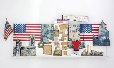 Tommy Thomas, '9/11 Memorial', 2001