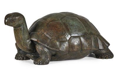 Paul Howard Manship, 'Tortoise (for the Rainey Gates, Bronx Zoo)', 1932